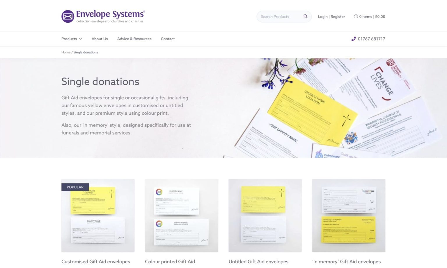 Envelope systems3